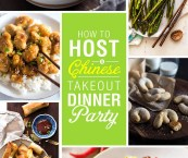asian themed dinner party menu