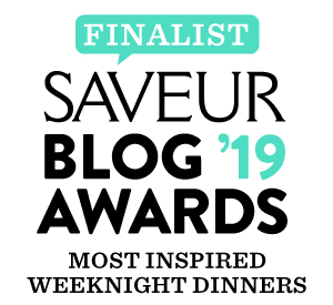 Saveur Award badge
