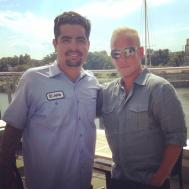 Aaron Sanchez and Ken Tuccio of Welcome to CT Podcast