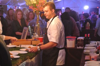 Chef Nick Martschenko of South End in New Canaan, CT