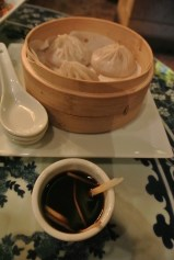 Soup Dumplings at WUJI in Greenwich, CT