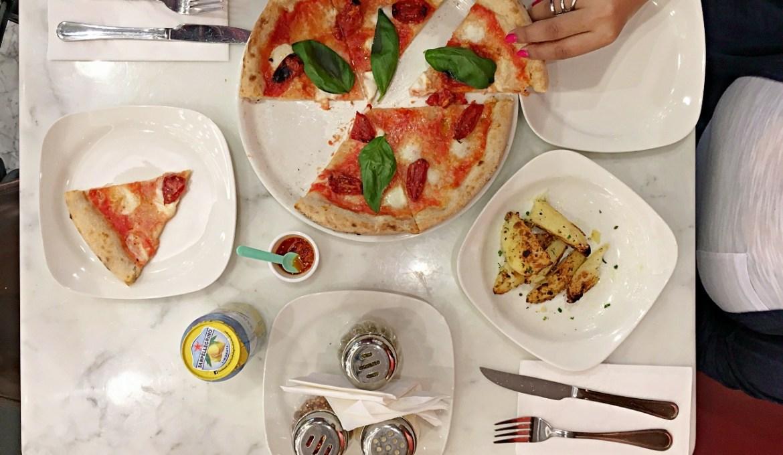 800 Degrees Neapolitan Pizzeria, DCC