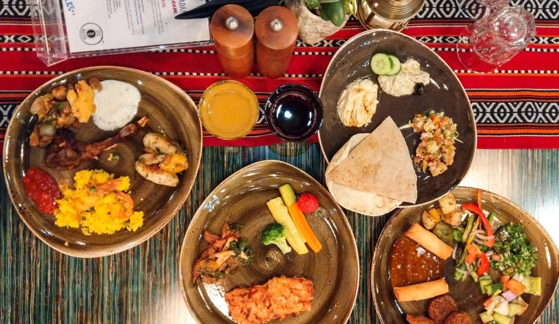 Healthy Iftar at Skye & Walker