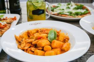 Oregano Food