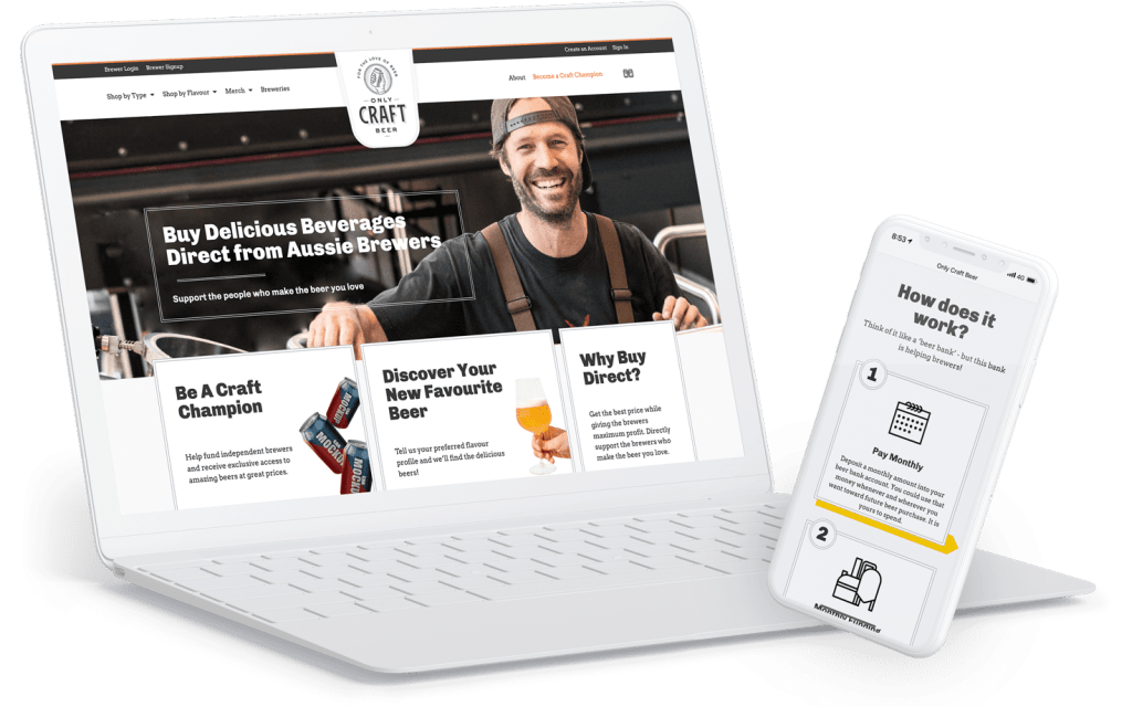 Casestudy Only Craft Beer Featured