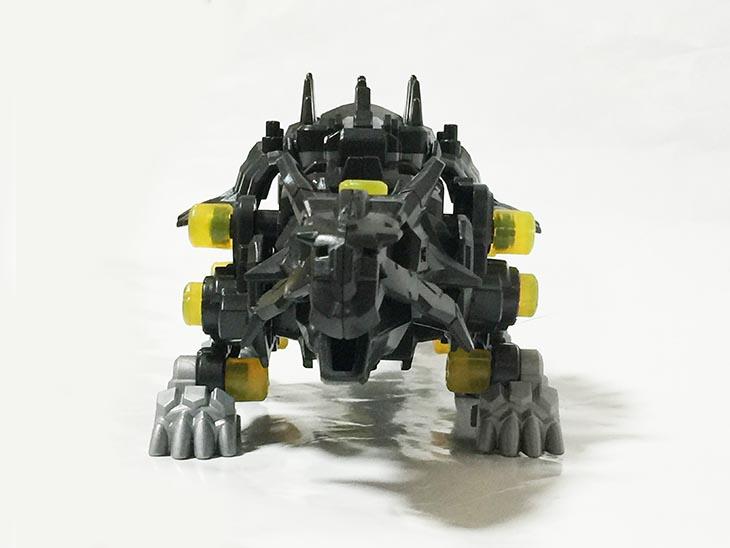 ZOIDS WILD ZW21 ANKYROX アンキロックス[アンキロサウルス種]