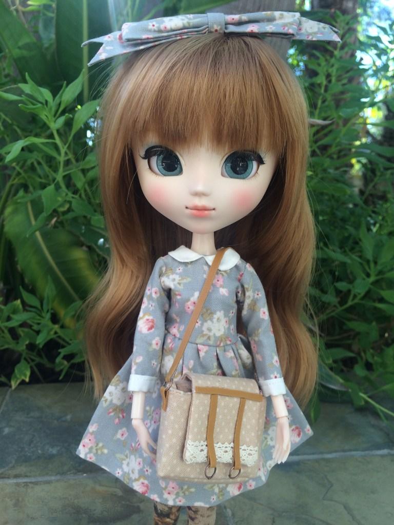 Custom Pullip Doll By Nerea Pozo Omocha Crush