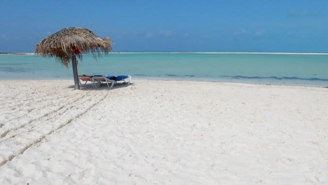 Playa Sirena em Cayo Largo der Sur
