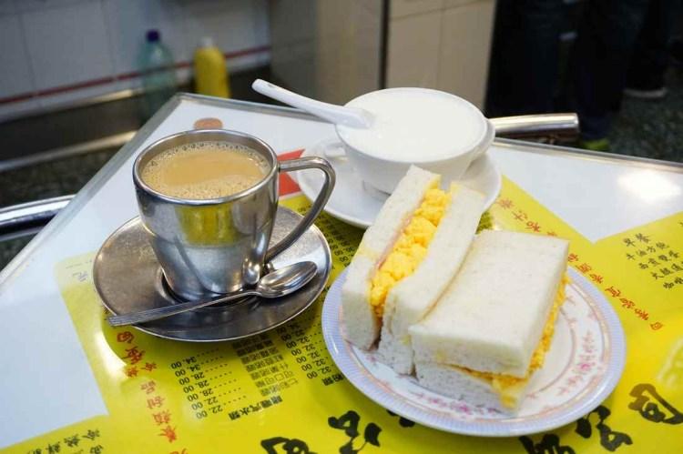 """【香港尖沙咀美食】澳洲牛奶公司    香港人氣茶餐廳""""蛋白燉鮮奶"""
