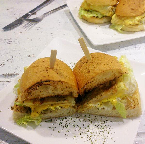 """【新北板橋早午餐】就是要吃早餐  *♥炭烤正夯""""高CP值早午餐"""