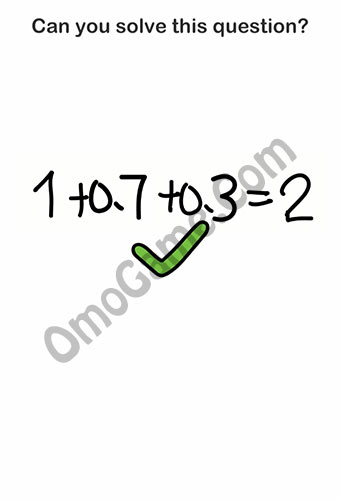 Brain Out Level 16 Answer, Can you solve this question