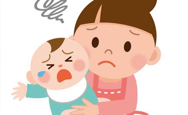 黄昏泣き(夕暮れ泣き)とは?いつからいつまでで原因や対策はあるの? 1
