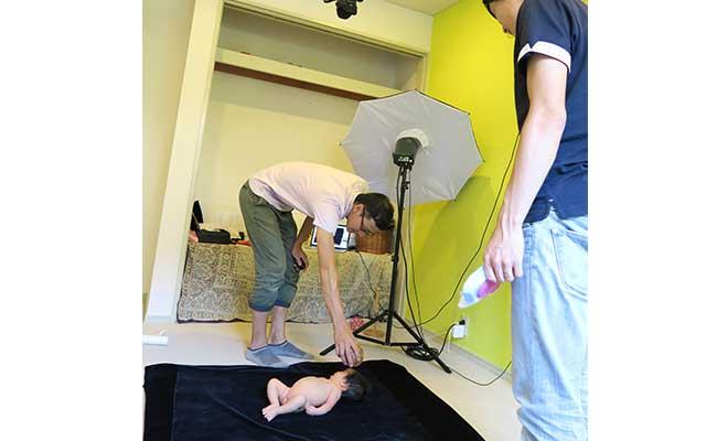 フィッシュフォト(FishPhoto世田谷)の等身大ベビーフォト撮影がおすすめ! 2