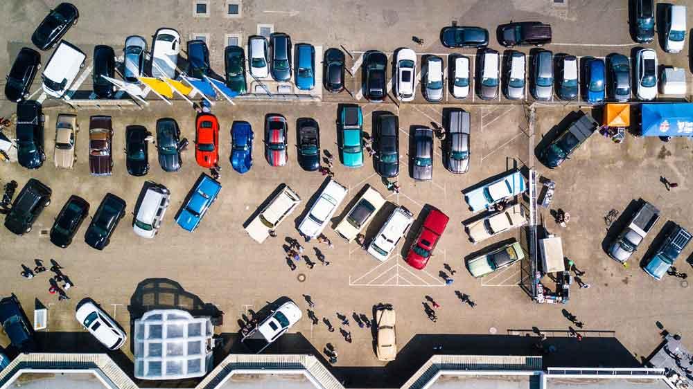幕張メッセのフリーマーケット、駐車場の混雑や料金、穴場はどこ?