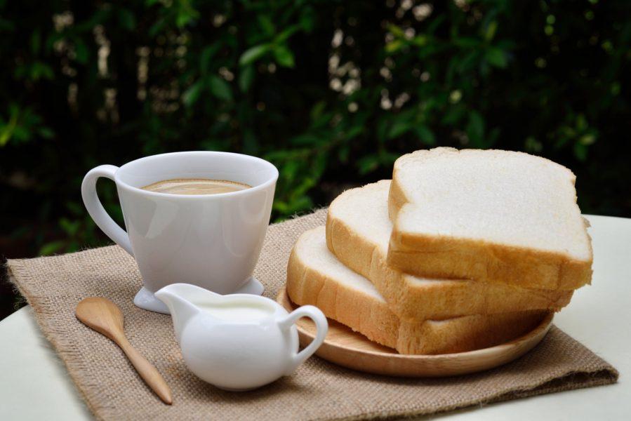 小麦、ミルク、カフェイン、セーブするぞー!!宣言