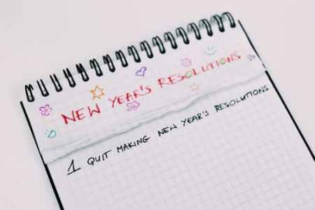 焦らず、妥協せず、あなたの人生を歩んで行くには?新年の目標の立て方