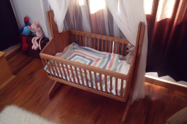 Boat Baby Cradle Plans