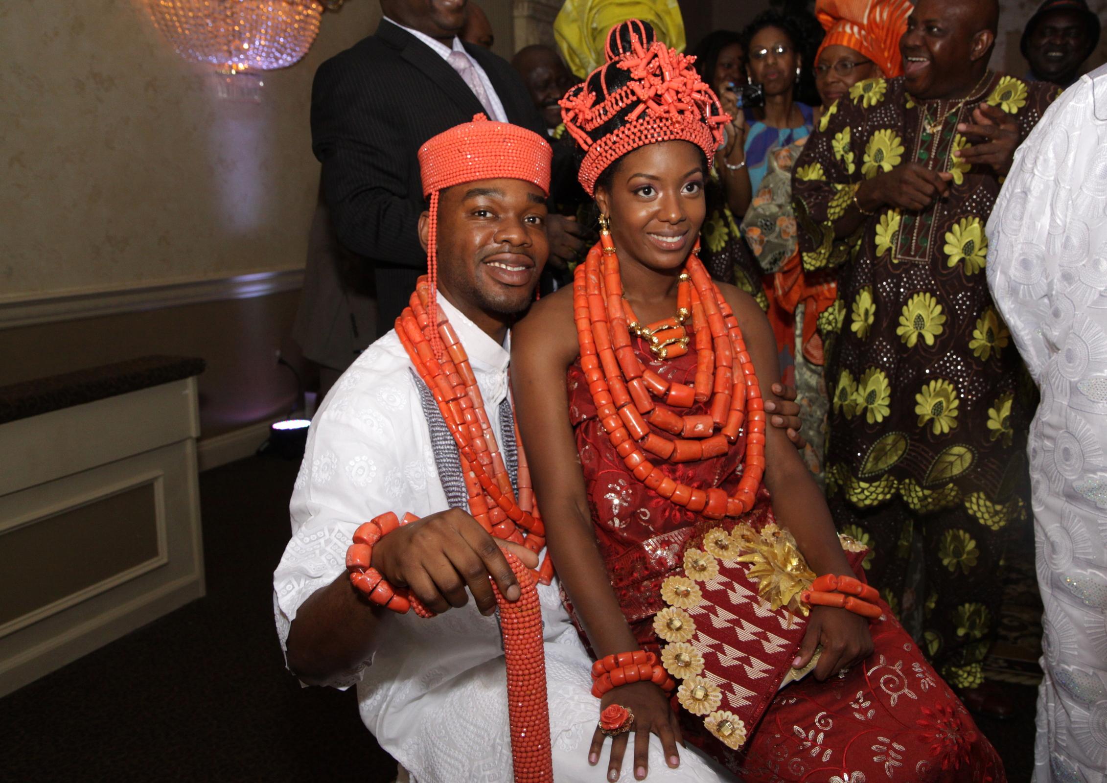 Things I miss about a traditional EdoBenin wedding  omonaij