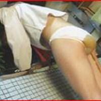ロリっ子女子が下痢便ウンチをパンツにいっぱいおもらししちゃいます☆