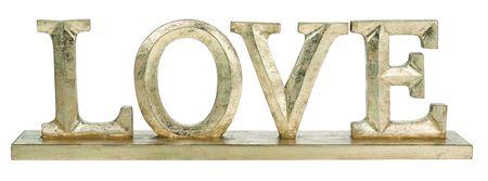 Golden LOVE letters 203065_1
