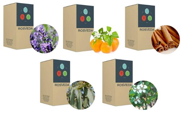rosveda essential oils photo