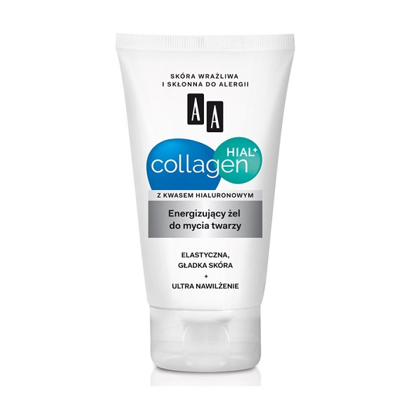 Gollagen Hial Energizing Face wash Gel