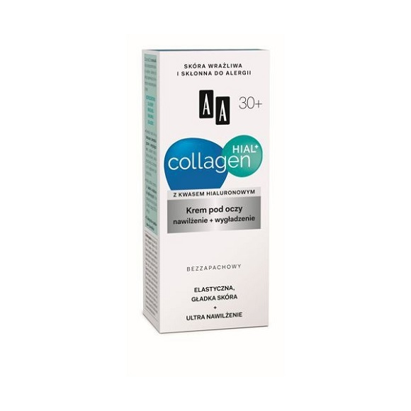 Gollagen Hial Moisturizing and Smoothing Eye Contour Cream