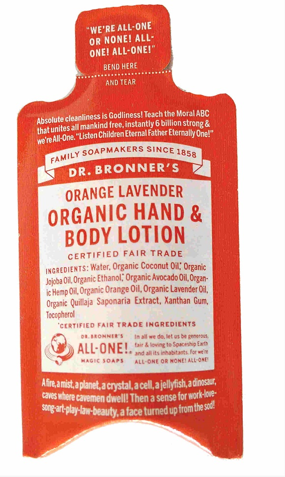 bronnner lotio 10ml