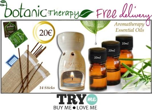 botanic therapy NEW