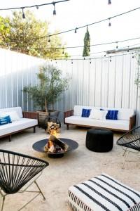 LA house after _ garden