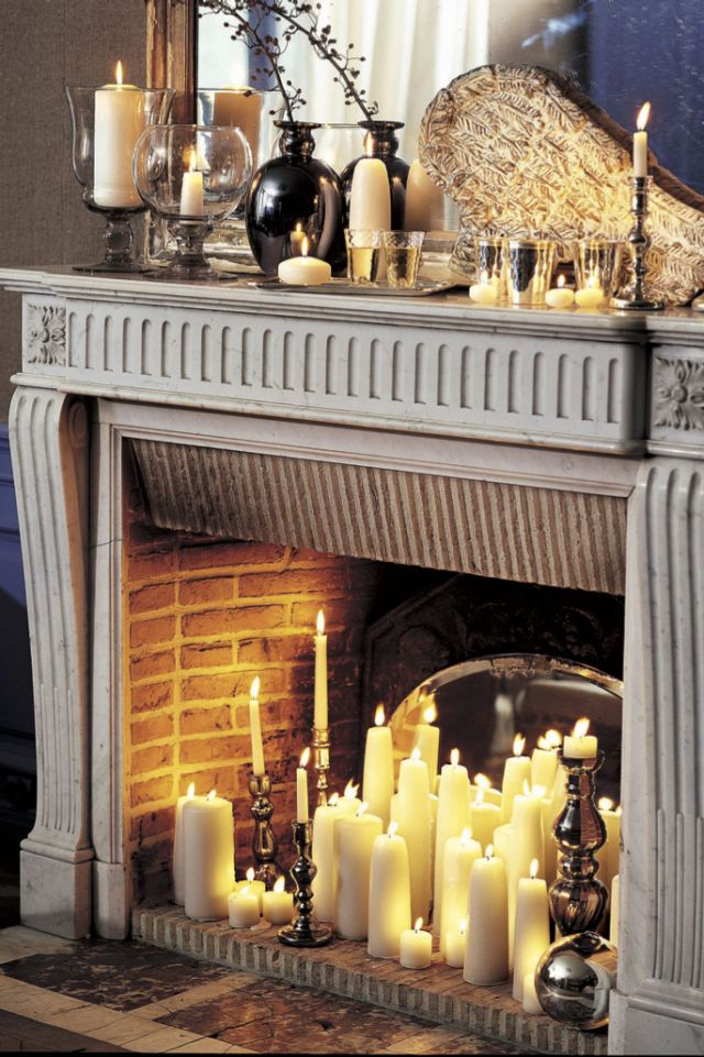 fireplace-candles