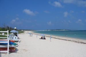 久米島イーフビーチ