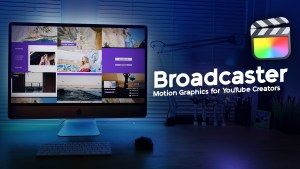 Broadcaster Promo