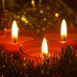 Thought for Advent- on the flame of the Spirit