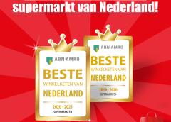 """Dirk opnieuw """"Beste Supermarkt"""" van Nederland"""