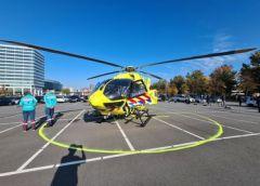 Twee IC-patiënten overgeplaatst naar ziekenhuis in Duitsland