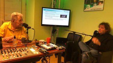 Podcast | de Heren van Almere | Ook buiten de studio zijn de heren actief