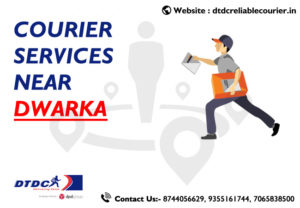 Courier Pick Up Service in Dwarka
