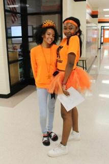 Kashara Thompson and Deborah