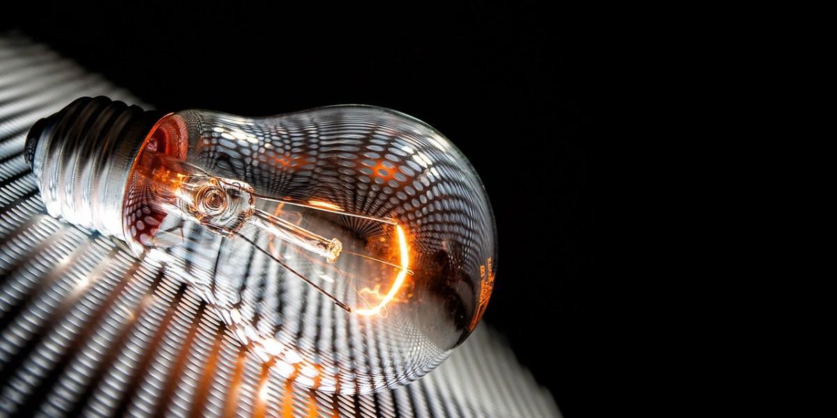 Reciclagem de lâmpadas: imagem de lâmpada