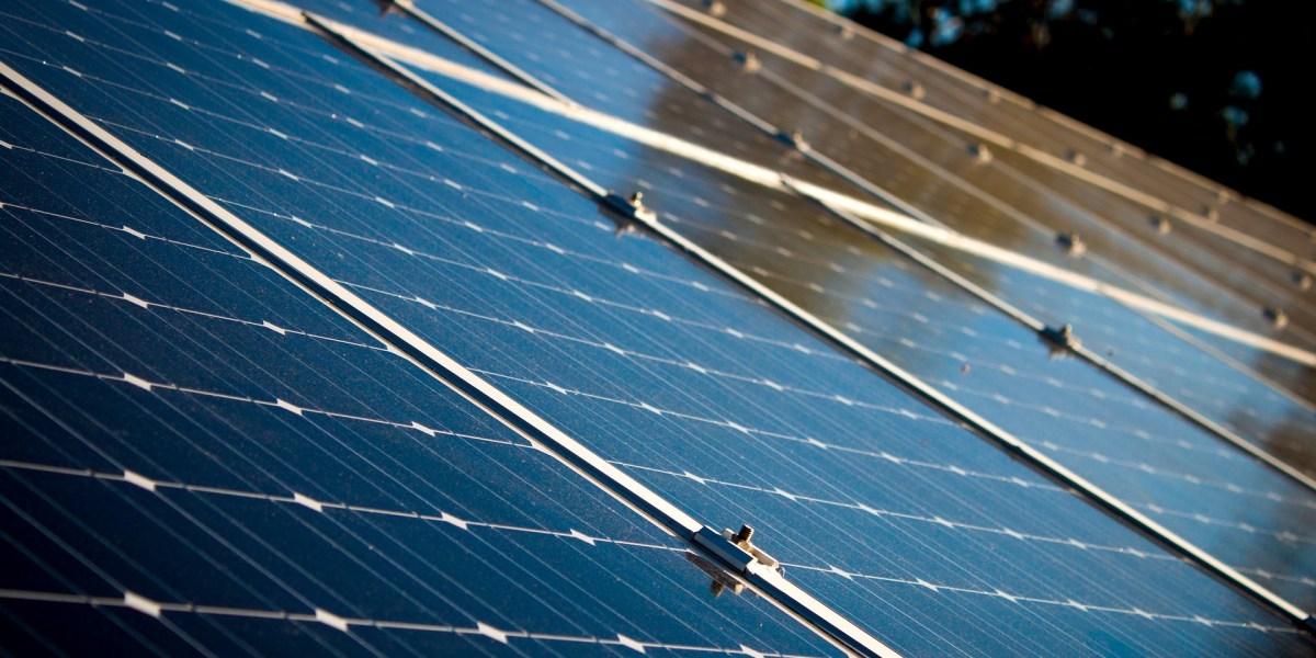 energia solar em Curitiba financiamento: painel solar