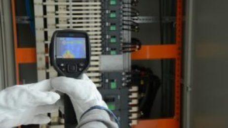 eficiência energética na indústria: análise para laudo com FLuke