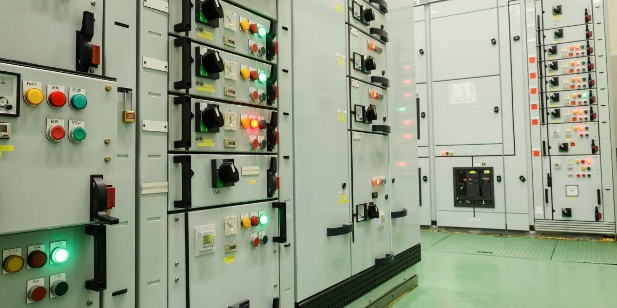 Manutenção de subestações de energia