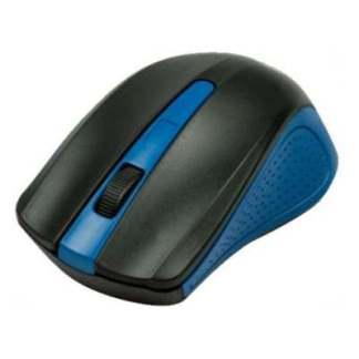 Мышь Ritmix RMW-555 Black-Blue USB