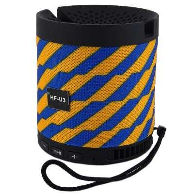 Колонки HF-U3 Stripe Blue