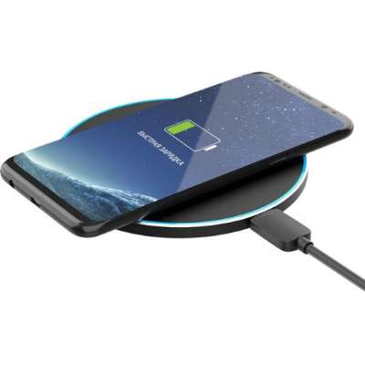 Беспроводное зарядное устройство Qi Olmio 10W Quick Charge