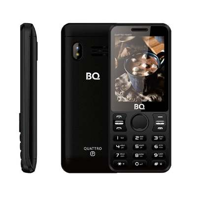 BQ 2812 Черный