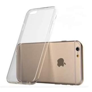 Силиконовый чехол для IPhone прозрачный - IPhone 6