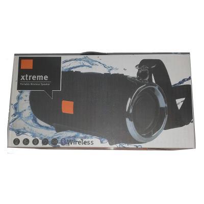 Bluetooth-колонка Xtreme silver