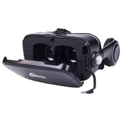 Очки виртуальной реальности Ritmix RVR-005 Black